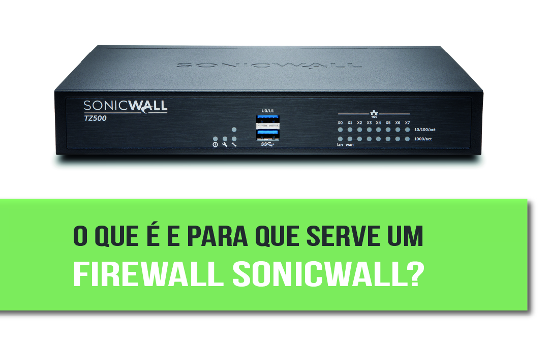 firewall sonicwall para serve