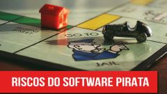 Software pirata coloca empresas em risco - Photo by Suzy Hazelwood from Pexels