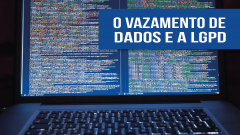LGPD e o vazamento de dados – Photo by Markus Spiske temporausch.com from Pexels