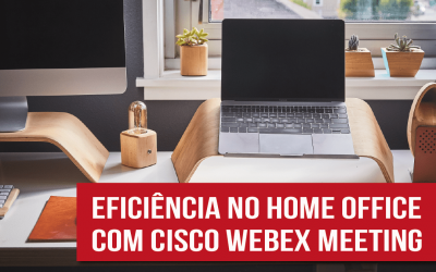 Resolvendo desafios do home office com o Cisco Webex Meeting